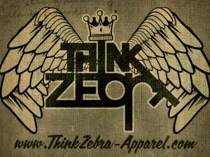 think zebra